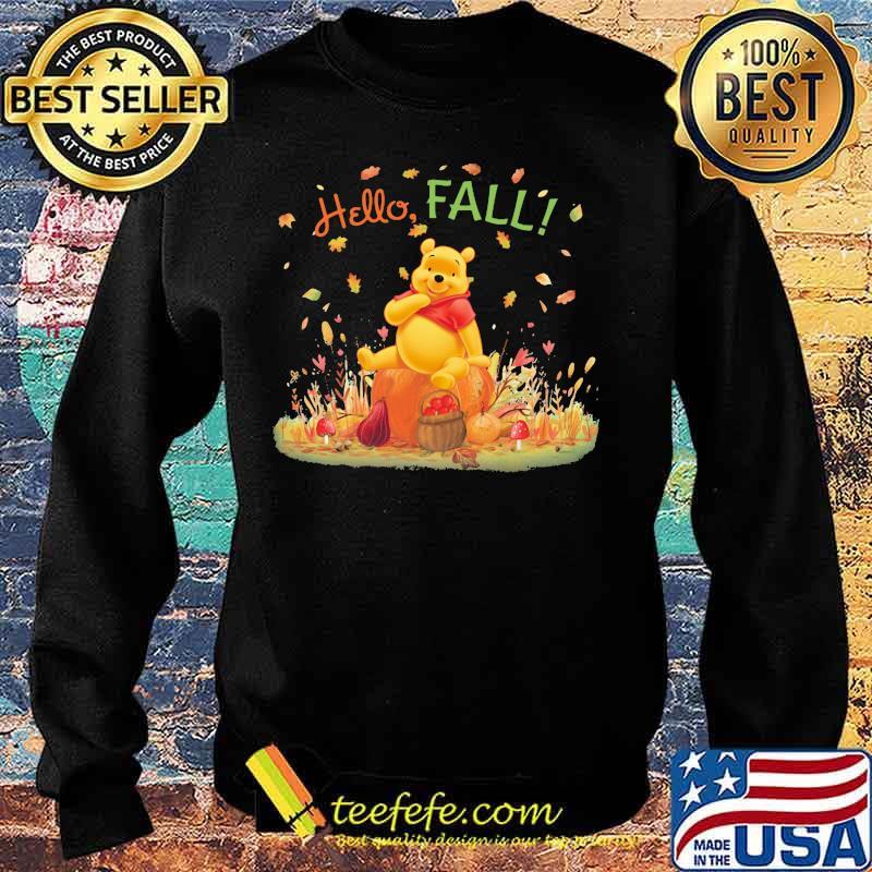 Hello Fall Pool Shirt Sweater