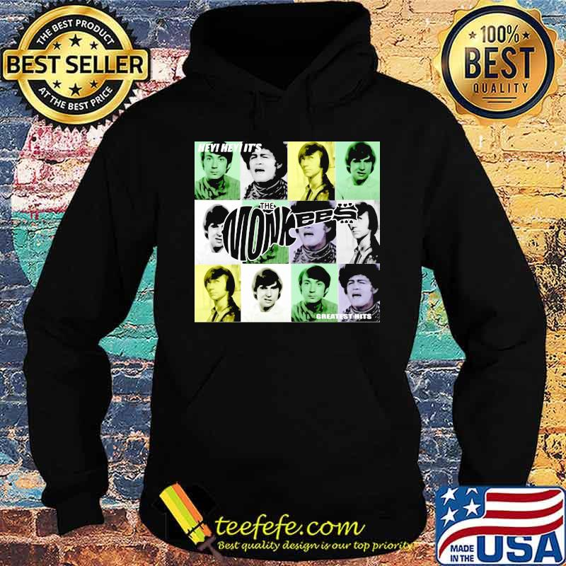 Hey Greatest Hits The Monkees Shirt Hoodie