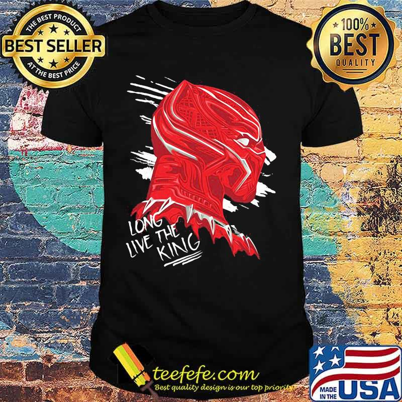 Long Live The King Black Panther Shirt