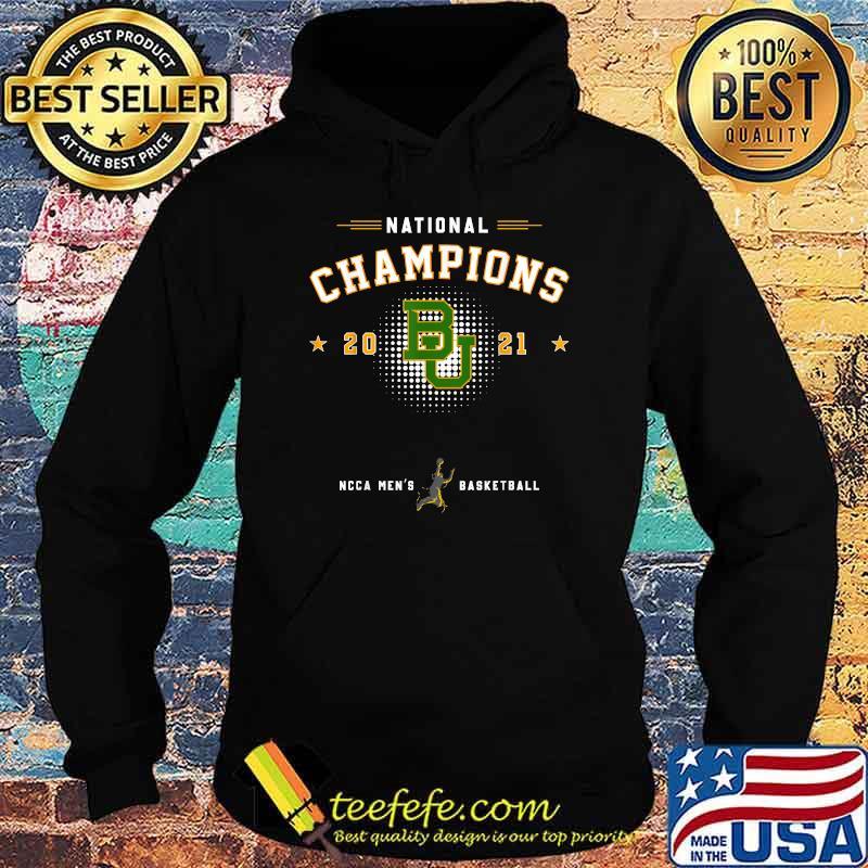 National champions 2021 Baylor Basketball Shirt Hoodie