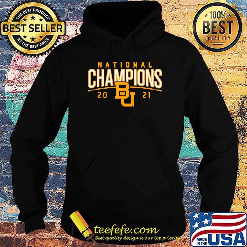 National champions 2021 Baylor Shirt Hoodie