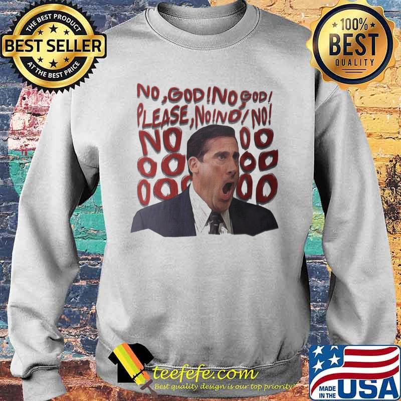 No God No God Please No Shirt Sweater