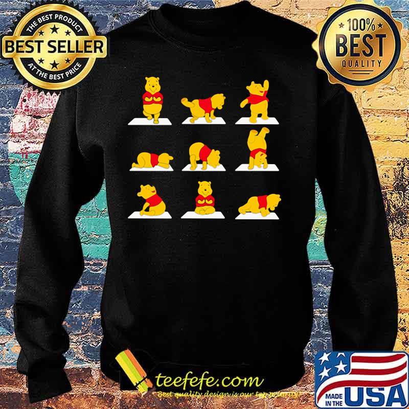 Pooh Yoga Shirt Sweater