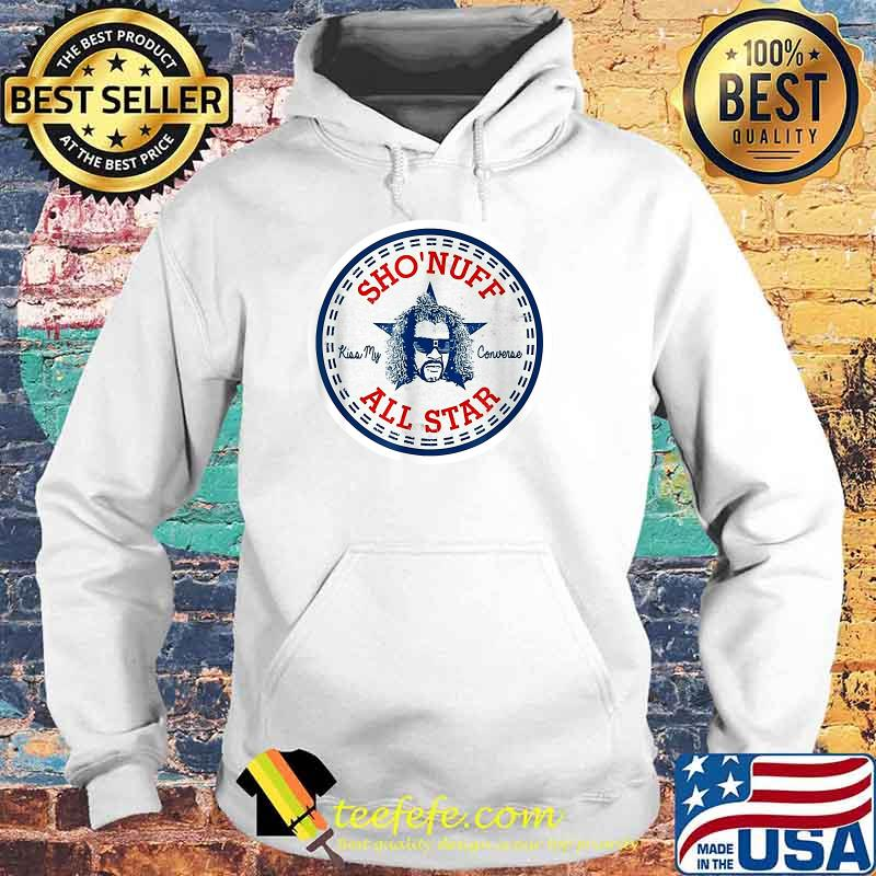 Sho Nuff All Star Logo Shirt Hoodie