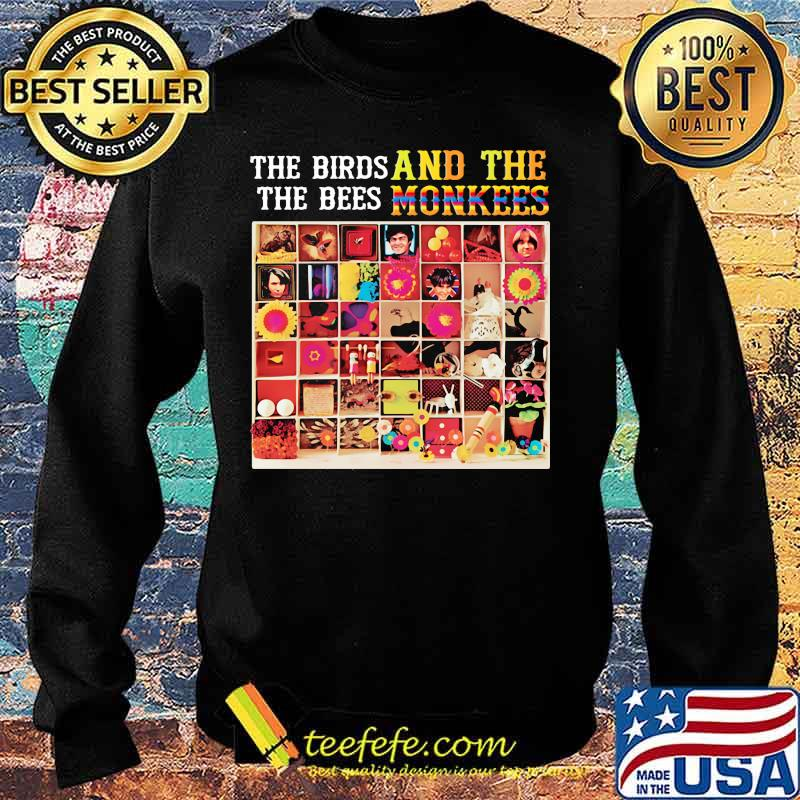 The Biros The Bees And The Monkees Shirt Sweater