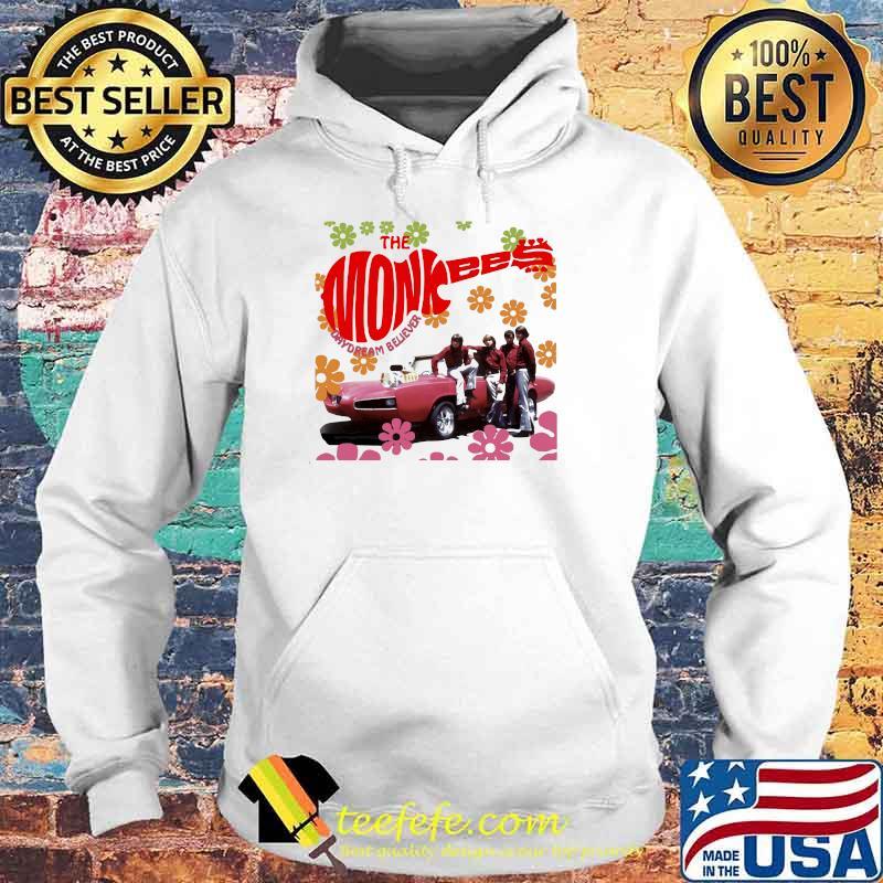 The Monkees Day Dream Believe Flower Shirt Hoodie