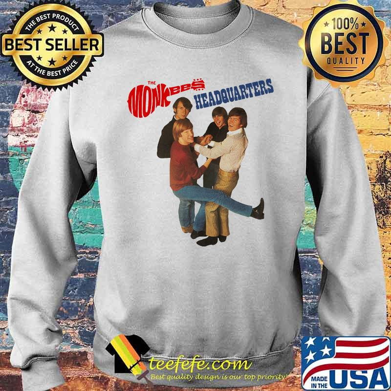 The Monkees Headquarters Shirt Sweater