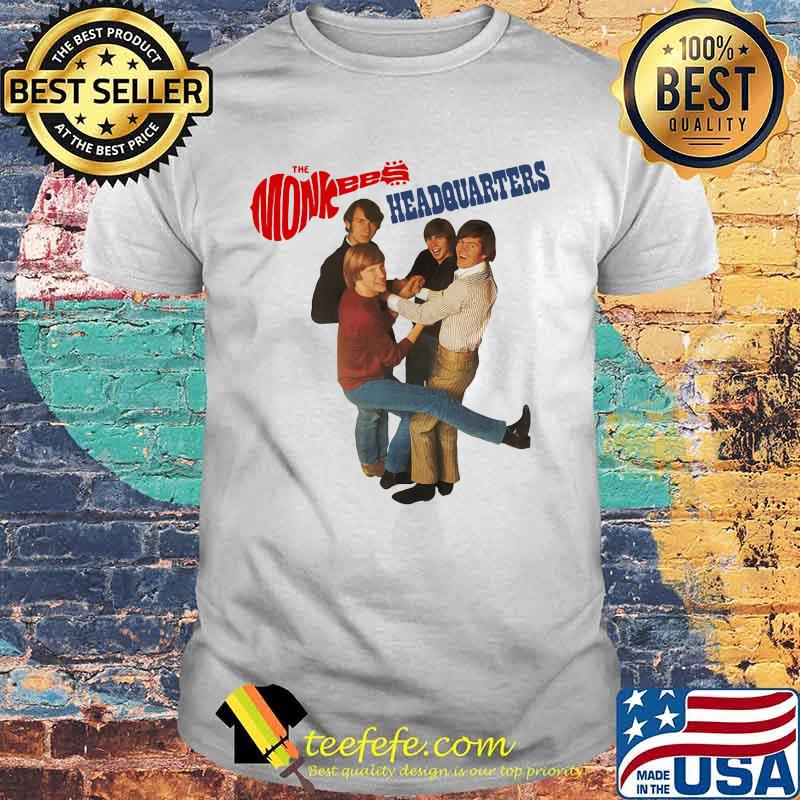 The Monkees Headquarters Shirt