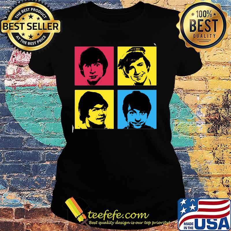 The Monkees Instant Replay Retro Shirt Ladies tee