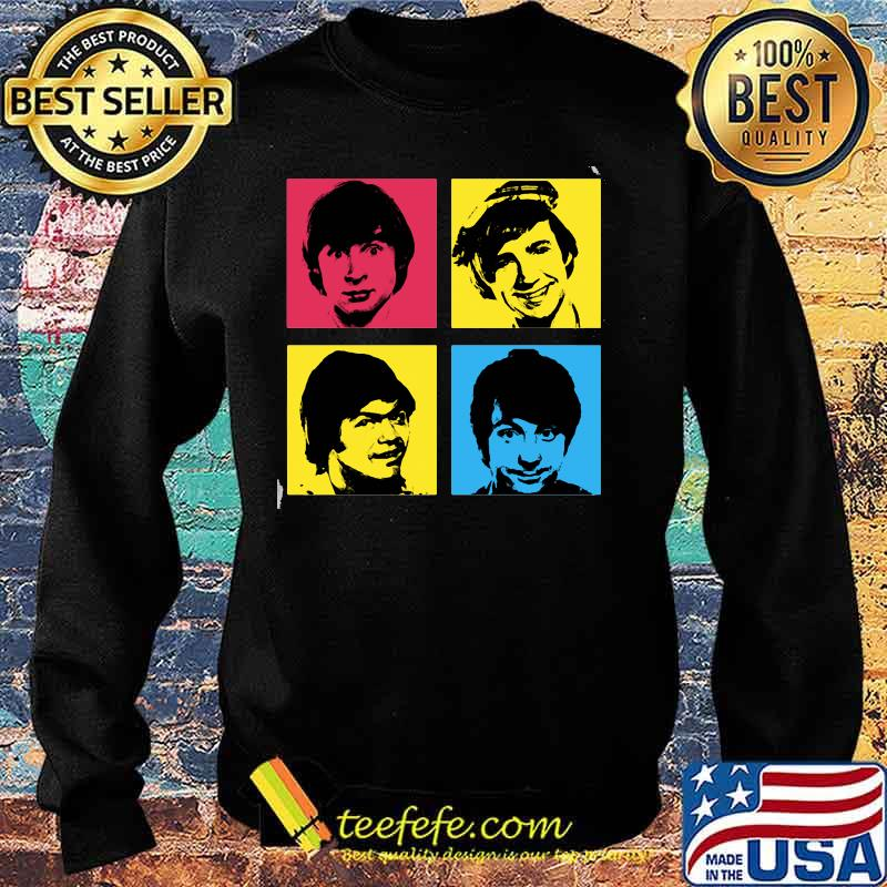 The Monkees Instant Replay Retro Shirt Sweater