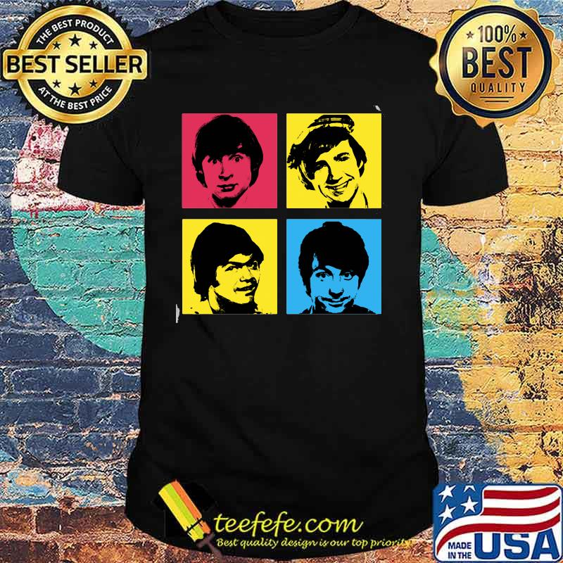 The Monkees Instant Replay Retro Shirt