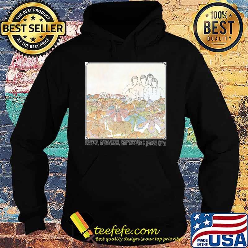 The Monkees Pisces Aquarius Capricorn Shirt Hoodie
