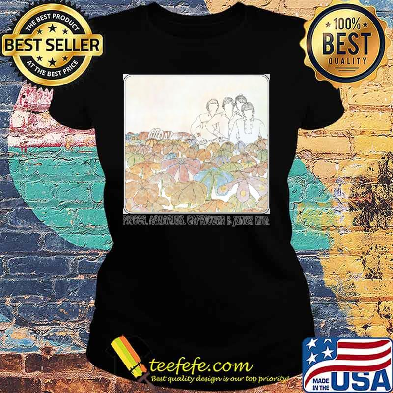 The Monkees Pisces Aquarius Capricorn Shirt Ladies tee