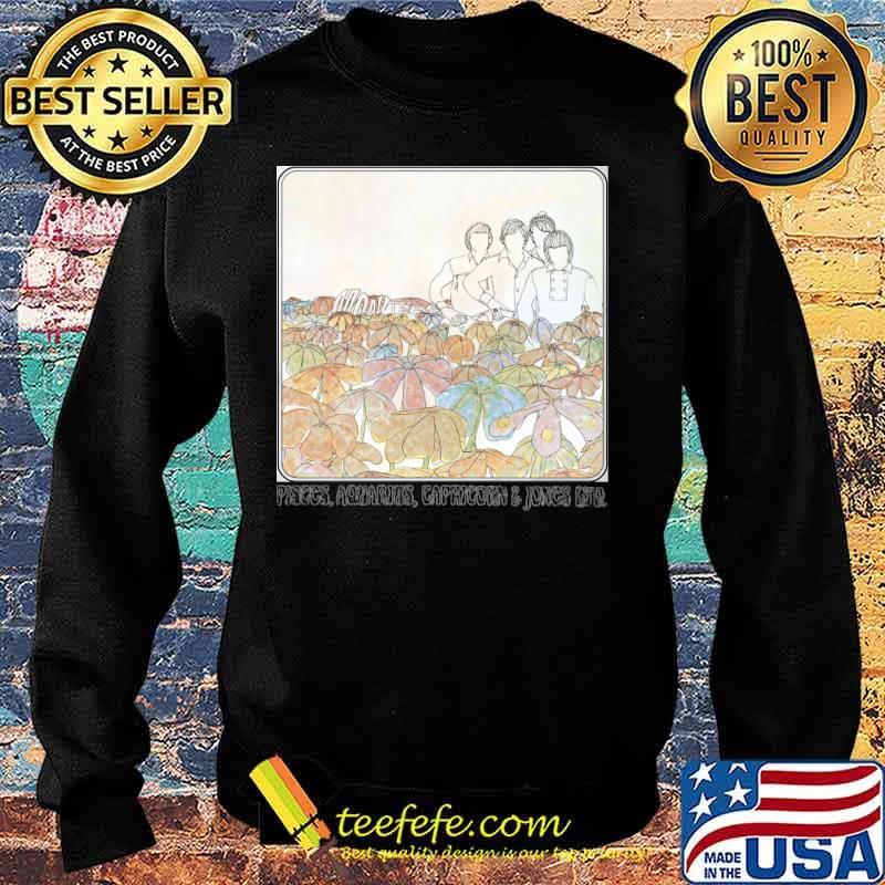 The Monkees Pisces Aquarius Capricorn Shirt Sweater