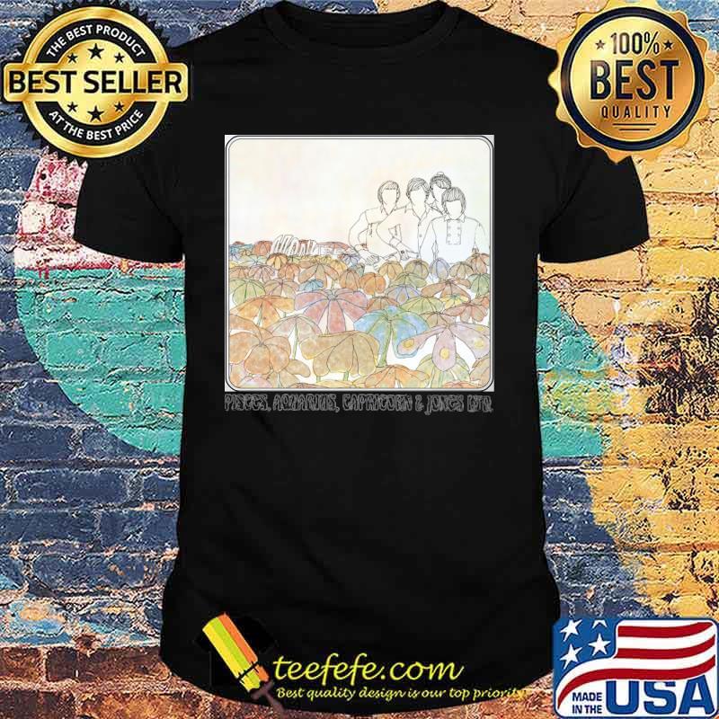 The Monkees Pisces Aquarius Capricorn Shirt