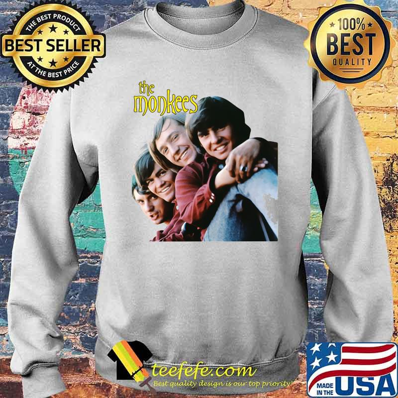 The Monkees Present Band Music Shirt Sweater