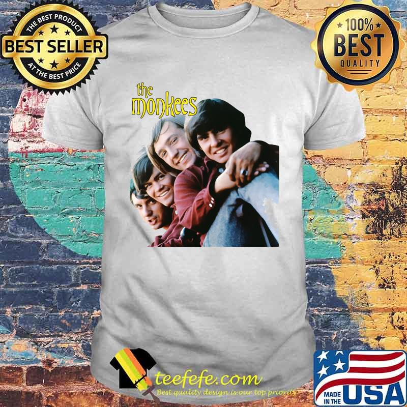The Monkees Present Band Music Shirt