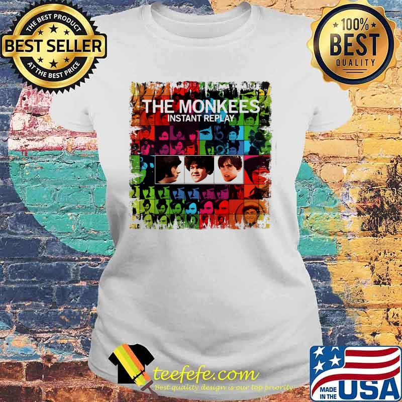 The Monkess Vintage Shirt Laides tee