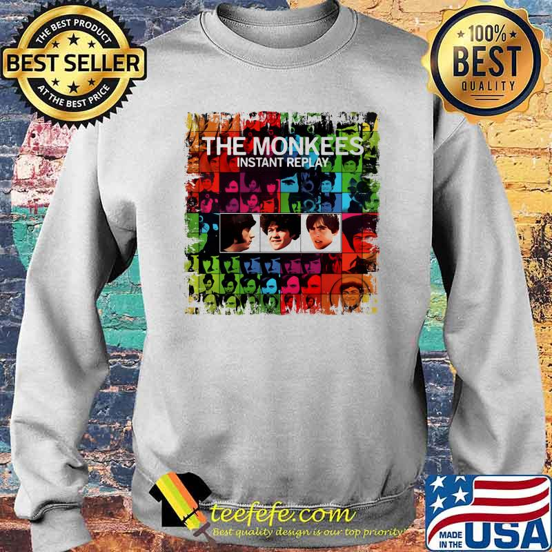 The Monkess Vintage Shirt Sweater
