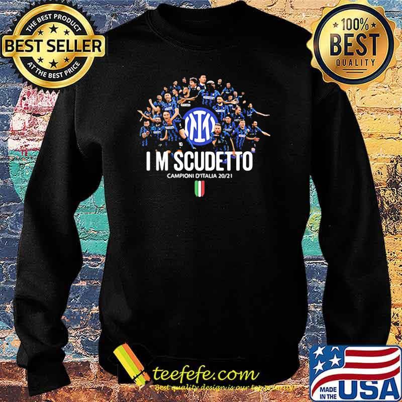 I'm Scudetto Campioni D'Italia 2020 2021 Sweater