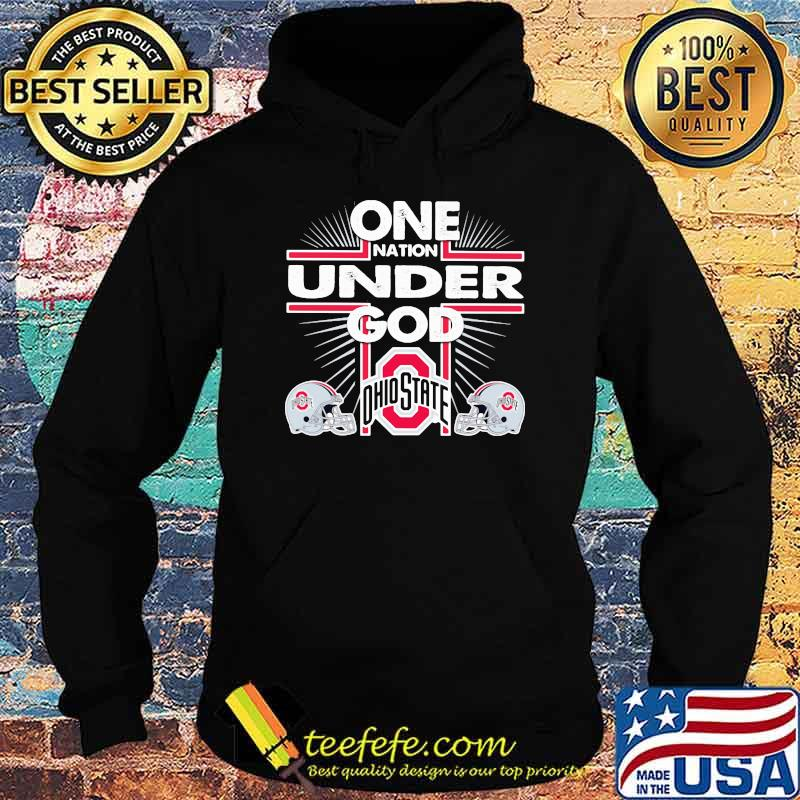 One nation under god ohio state Hoodie