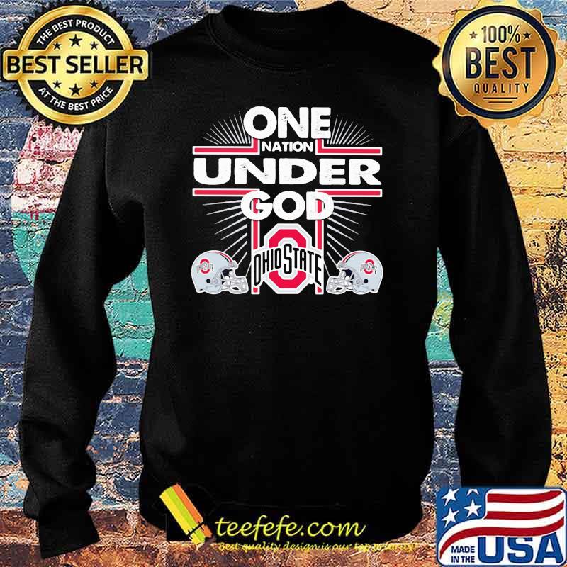 One nation under god ohio state Sweater