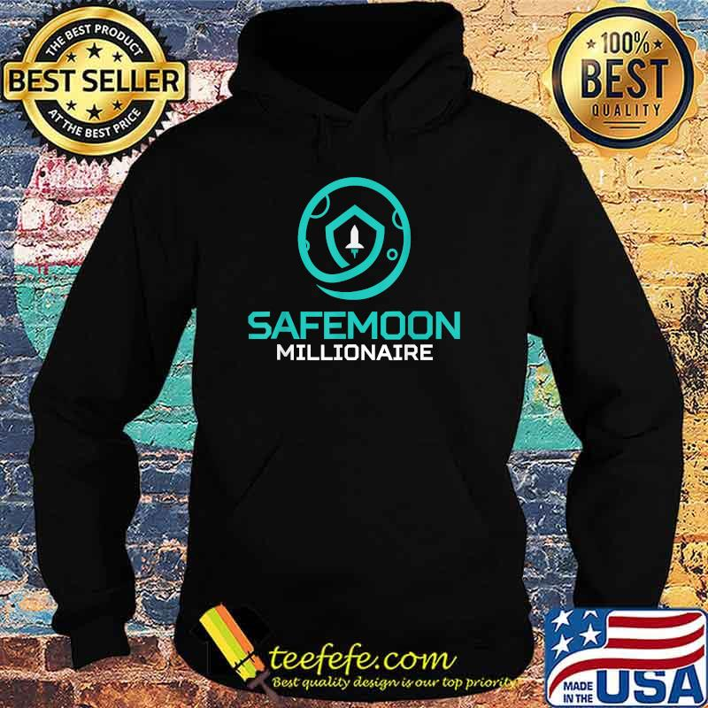 SafeMoon Milltionaire Cryptocurrency Crypto Shirt Hoodie